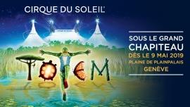 Cirque du Soleil - Totem Grand Chapiteau Genève Billets