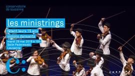 Les Ministrings fêtent leurs 15 ans Salle Paderewski - Casino de Montbenon Lausanne Tickets