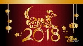Chinesisches Neujahr 2018 Grand Casino Bern Bern Billets