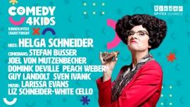 COMEDY4Kids Kinderspitex Charity Night Plaza Zürich Tickets