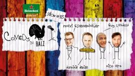 Comedy im Balz #35 Balz Klub Basel Biglietti