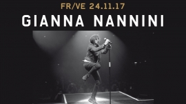 Gianna Nannini Kongresshaus Biel Biglietti