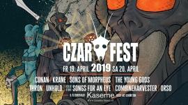 Czar Fest 2019 Kaserne Basel Tickets