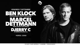 Ben Klock & Marcel Dettmann (Berlin) D! Club Lausanne Billets