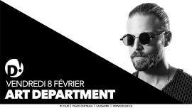 Art Department (Canada) D! Club Lausanne Biglietti