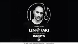 Len Faki (D) D! Club Lausanne Biglietti