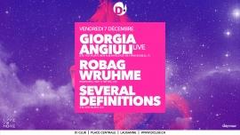 Giorgia Angiuli live D! Club Lausanne Biglietti