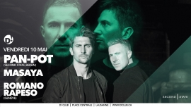 Pan-Pot D! Club Lausanne Tickets