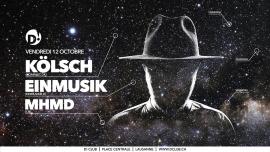 Kölsch + Einmusik D! Club Lausanne Billets