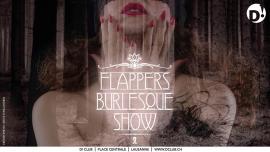 Flappers Burlesque Show D! Club Lausanne Billets