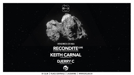 Recondite live + Keith Carnal D! Club Lausanne Tickets