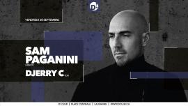 Sam Paganini (IT) D! Club Lausanne Billets