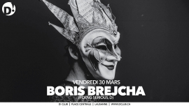 Boris Brejcha D! Club Lausanne Biglietti