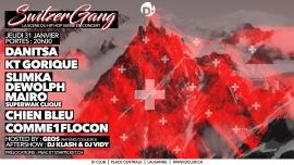 Danitsa, KT Gorique, Slimka & more D! Club Lausanne Biglietti