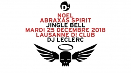 Noel Abraxas Spirit D! Club Lausanne Billets