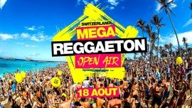 Mega Reggeaton Open Air Plage de Rive Bleue / La Lagune Bouveret Billets