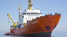 Aquarius / SOS Mediterranee Les Docks Lausanne Billets