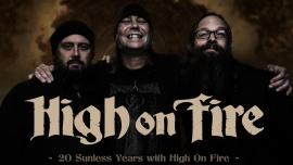 High on Fire + Orange Goblin + Black Willows Les Docks Lausanne Tickets