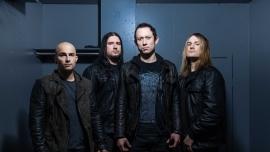 Trivium Post Tenebras Rock - L'Usine Genève Biglietti