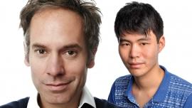 Dominic Frisby + Ken Cheng Diverses localités Divers lieux Billets