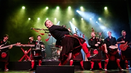 Red Hot Chilli Pipers Theater National Bern Tickets