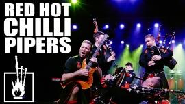 Red Hot Chilli Pipers - «Fresh Air» - World Tour 2019 Diverses localités Divers lieux Billets