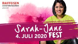 Sarah-Jane Fest 2021 Reithalle Rothenfluh Billets