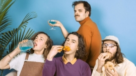 Peach Pit (CA) Centre Culturel Ebullition Bulle Billets