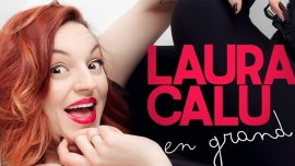 Laura Calu (F) En grand Espace culturel le Nouveau Monde Fribourg Biglietti