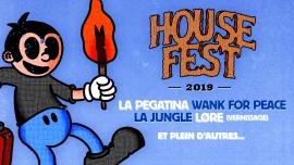 House Fest 2 Espace culturel le Nouveau Monde Fribourg Biglietti