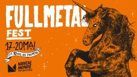 Full Metal Fest Espace culturel le Nouveau Monde Fribourg Tickets