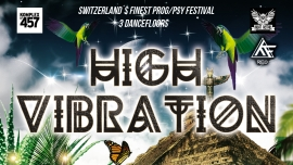 High Vibration Komplex 457 Zürich Tickets