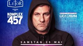 "LETOR Vodka presents BOBO DJ Show (Christian ""Bobo"" Vieri) Komplex 457 Zürich Tickets"