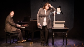 Patti Basler & Philippe Kuhn Theater Fauteuil, Tabourettli Basel Tickets