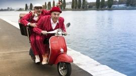 """Pelati delicati: """"Svissenesse"""" Theater Fauteuil Basel Tickets"""
