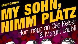 Hommage an Cés Keiser Theater Fauteuil Basel Tickets