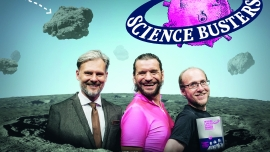 Science Busters Theater Fauteuil, Tabourettli Basel Tickets