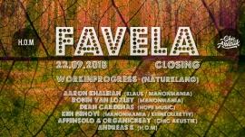 Favela Favela Volketswil Billets