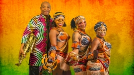 Femi Kuti & The Positive Force (NG) Kaserne (Rossstall 1&2) Basel Tickets