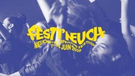 Festi'neuch 2020 Les Jeunes-Rives Neuchâtel Billets