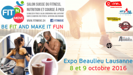 Fitnmove Expo Beaulieu Lausanne Lausanne Billets