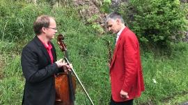 Bergbahnmusik Das Gelbe Haus Flims Dorf Biglietti