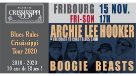 Blues Rules Crississippi Tour 2020 Fri-Son Fribourg Tickets