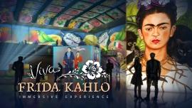 Viva Frida Kahlo Lichthalle MAAG Zürich Tickets