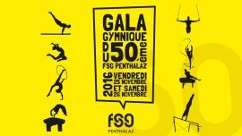 Gala du 50e Salle du Verger Penthalaz Billets