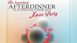 The Legendary Afterdinner Xmas Party Kulturzentrum Galvanik Zug Billets