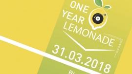 One Year Lemonade Kulturzentrum Galvanik Zug Billets