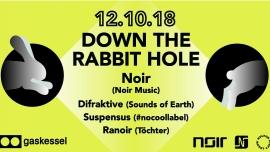 Down The Rabbit Hole w/ Noir Gaskessel Bern Tickets