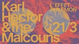 Brain Storm: Karl Hector & The Malcouns Gaskessel Bern Tickets
