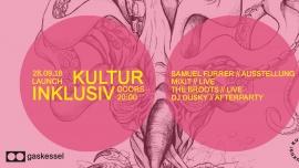 Kultur Inklusiv: Gaskessel Bern Tickets